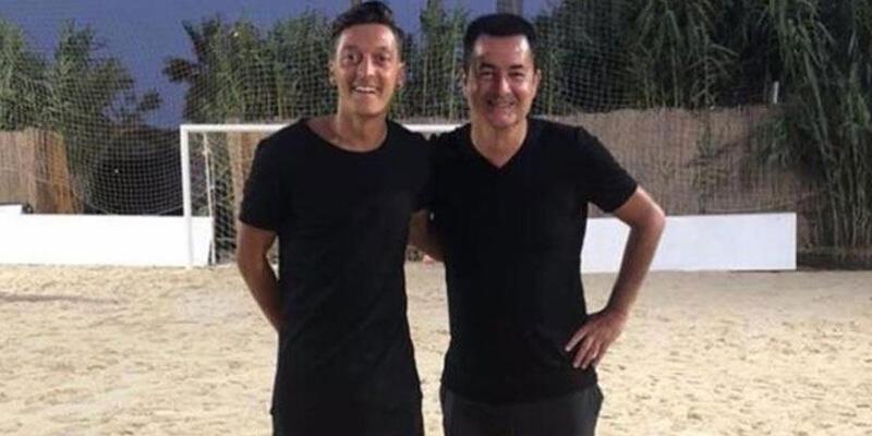 Son dakika... Acun Ilıcalı: Mesut Özil için bir çabam var