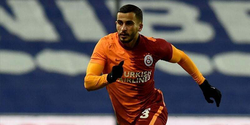 Galatasaraylı Omar'dan sağlık durumuna ilişkin açıklama