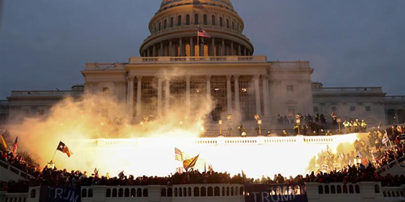 ABD Adalet Bakanlığı, Kongre binası baskınında 15 kişiyi suçlu buldu