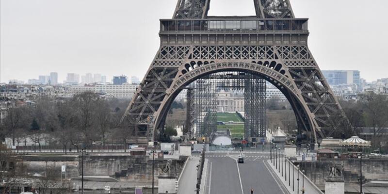 Fransa'da son 24 saatte 19 bin 814 korona vakası görüldü