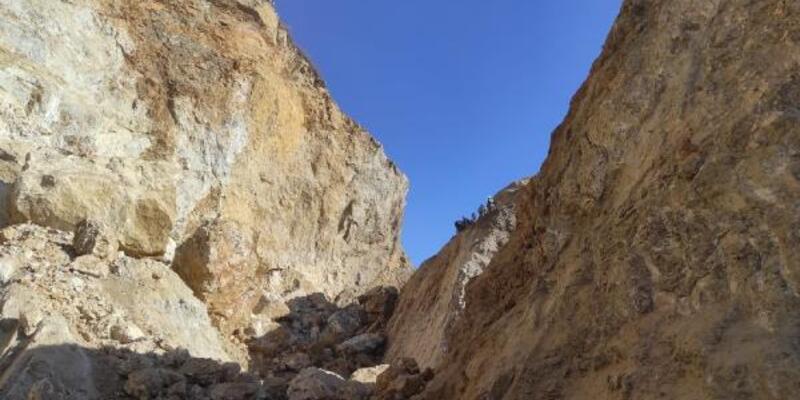 Şırnak'ta kömür ocağında göçük: 1 işçi göçük altında