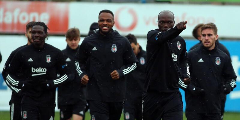Son dakika... Beşiktaş'ın Hatayspor kamp kadrosu belli oldu