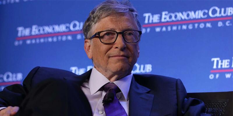 Bill Gates'in yeni hedefi! Masada 4.3 milyar dolar var