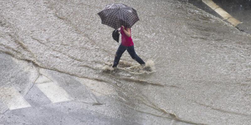 Hava durumu 10 Ocak 2021 Pazar… Meteoroloji'den kuvvetli yağış ve rüzgar uyarısı