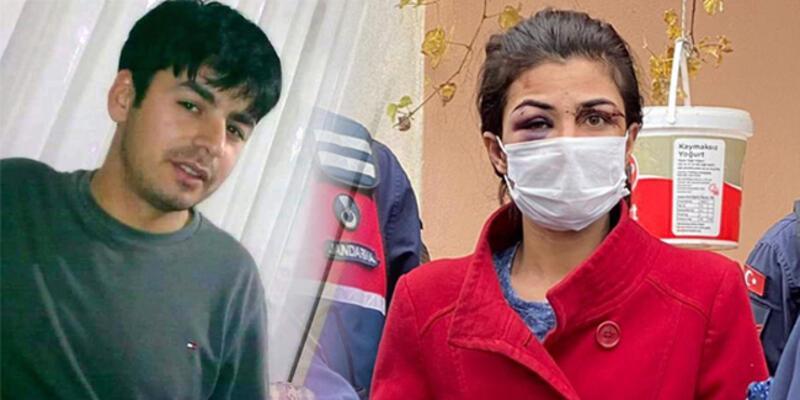 İşkenceci eşini öldüren Melek İpek için 'serbest bırakılsın' paylaşımları