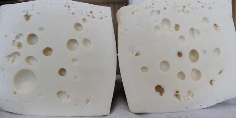 """""""Manyas kelle peyniri"""" için coğrafi işaret tescil belgesi alındı"""