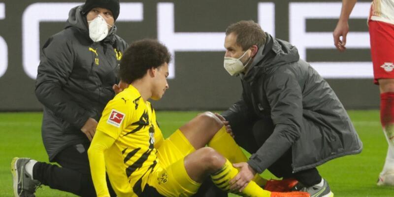 Axel Witsel'in aşil tendonu koptu