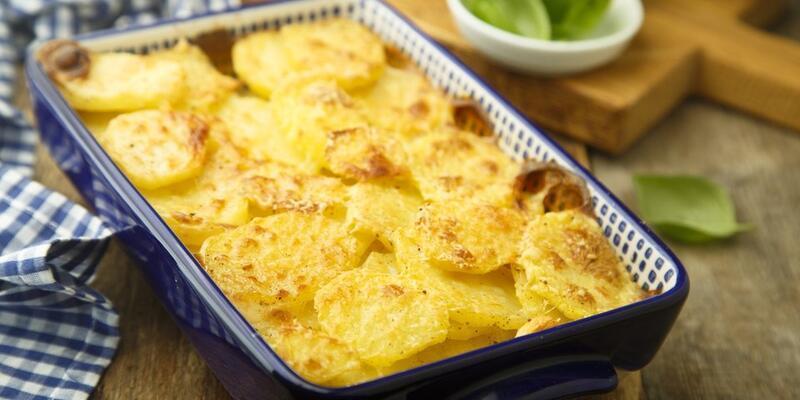 Fırında Patates Yemeği Tarifi: Patates Yemeği Fırında Nasıl Yapılır? Fırında Nasıl Kaç Derecede Pişer? En Güzel Patates Yemeği Yapımı