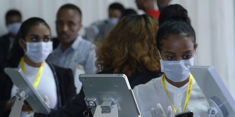 Güney Afrika Cumhuriyeti'nde Kovid-19 vaka sayısı 1 milyon 231 bini geçti