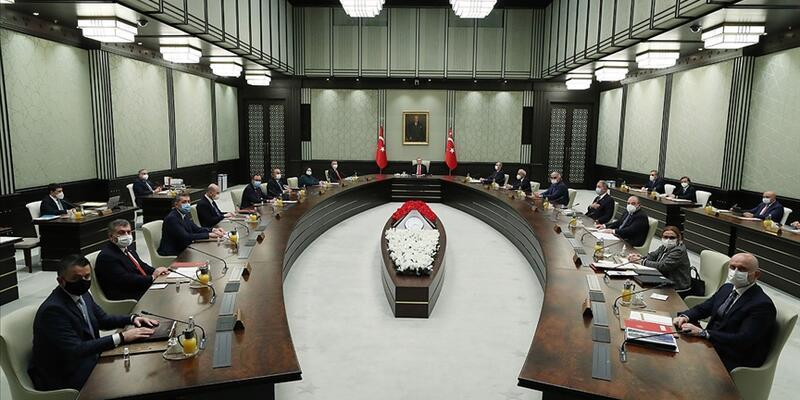 Kabine toplantısı saat kaçta? Yılın ilk kabine toplantısı bugün mü, ne zaman? 11 Ocak 2021