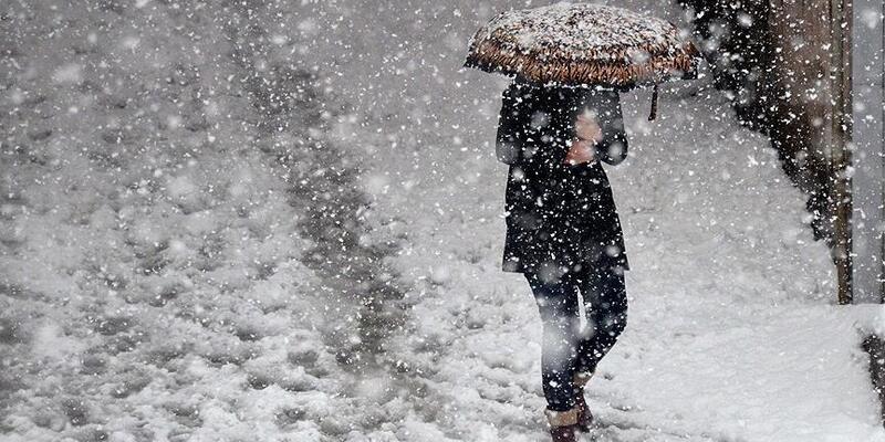 AKOM'da İstanbul için kar uyarısı!