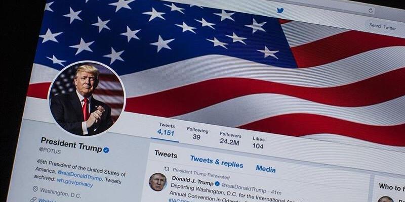 Fransa'dan Trump'ın Twitter hesabının askıya alınmasına tepki