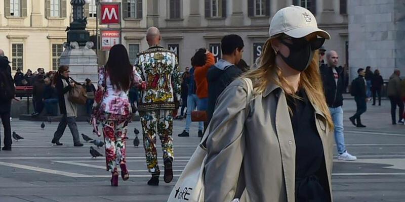 İtalya'da son 24 saatte koronavirüsten 448 ölüm