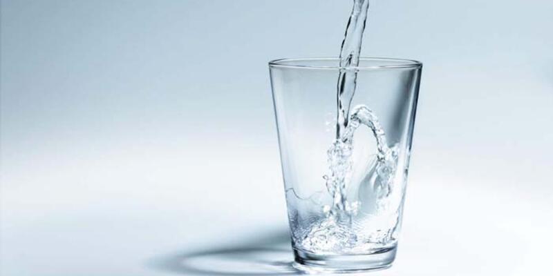 Rahat sindirim ve güzelliğiniz için su tüketin