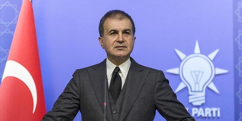 AK Parti Sözcüsü Ömer Çelik'ten Kılıçdaroğlu'na tepki