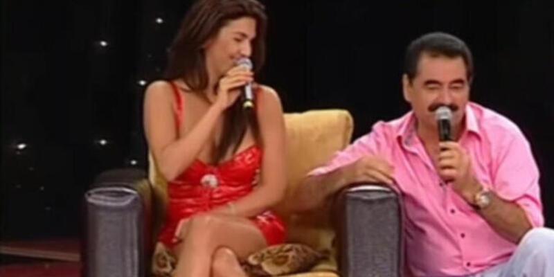 İbo Show'a davet edilen Tuğba Ekinci kırmızı elbisesini yeniden diktirdi