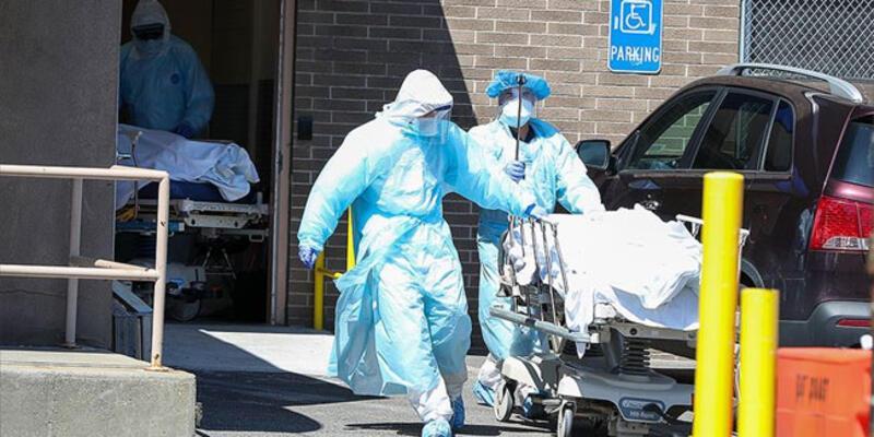 ABD'de koronavirüsten ölenlerin sayısı 385 bini geçti