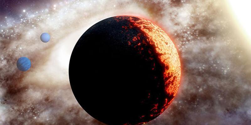10 milyar yaşında gezegen keşfedildi