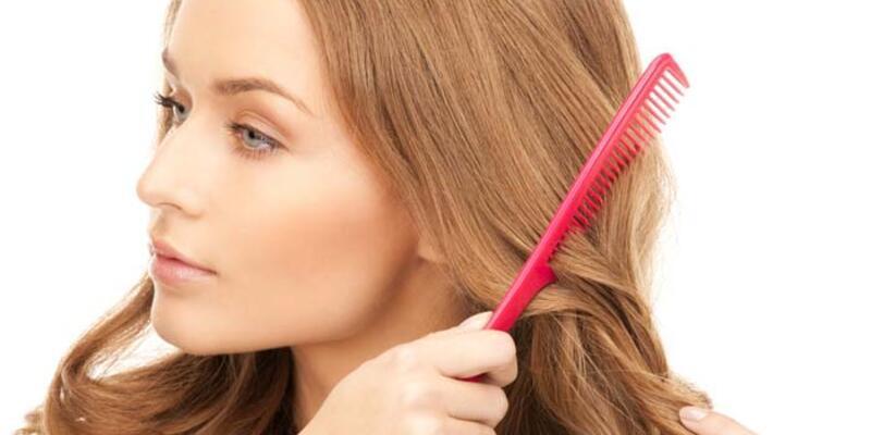 Sağlıklı ve gür saçların sırrı