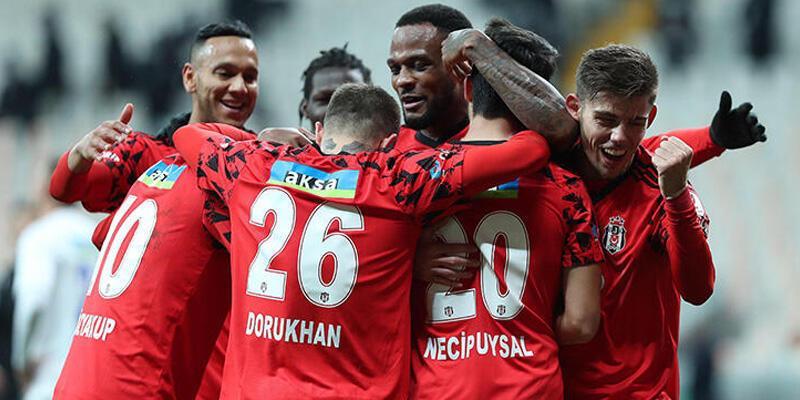 Son dakika... Beşiktaş'tan derbiye özel forma!