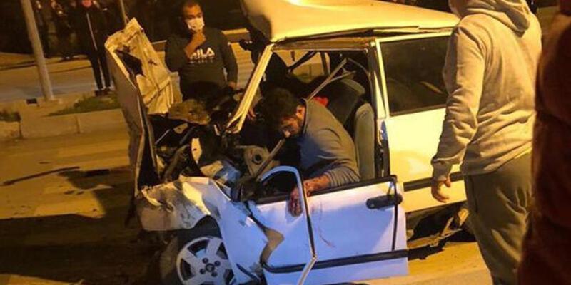 Antalya'da feci kaza! 3 kişi hayatını kaybetti, 4 kişi yaralandı