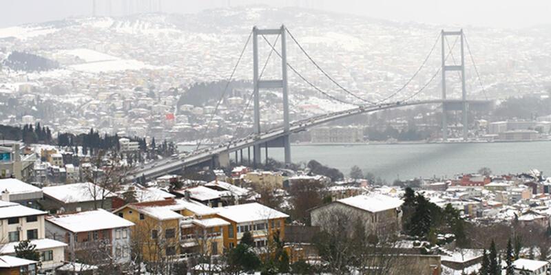 Son dakika... Meteoroloji'den İstanbul'a kar uyarısı: 20-40 cm arasında olacak
