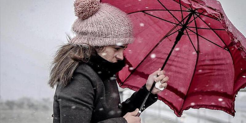 Kar yağışı devam edecek mi? MGM İstanbul hava durumu tahminleri 17 Ocak 2021