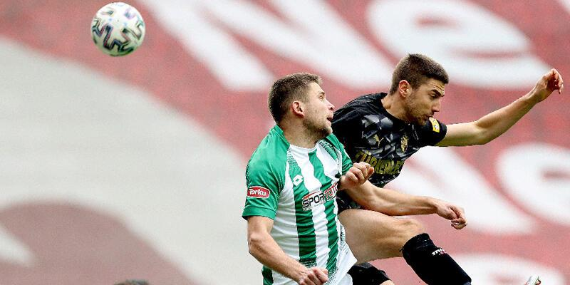 İttifak Holding Konyaspor - Göztepe: 2-3