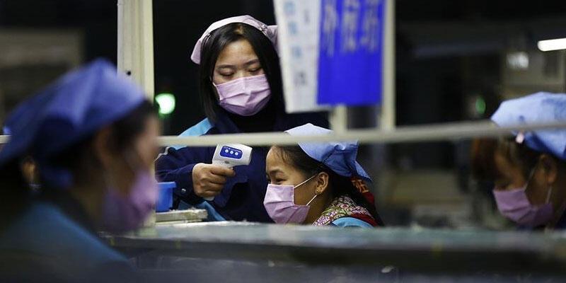 Pekin'de yaklaşık 1,7 milyon kişiye Kovid-19 aşısı yapıldı