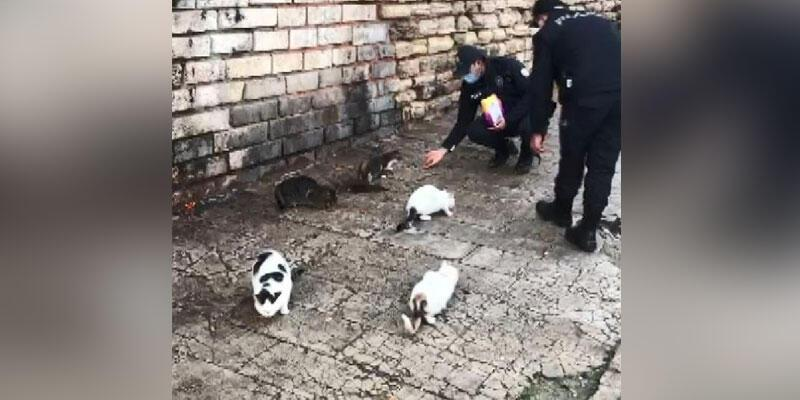 Polis, Eminönü'ndeki canları unutmadı