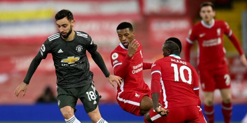 Liverpool ile Manchester United golsüz berabere kaldı