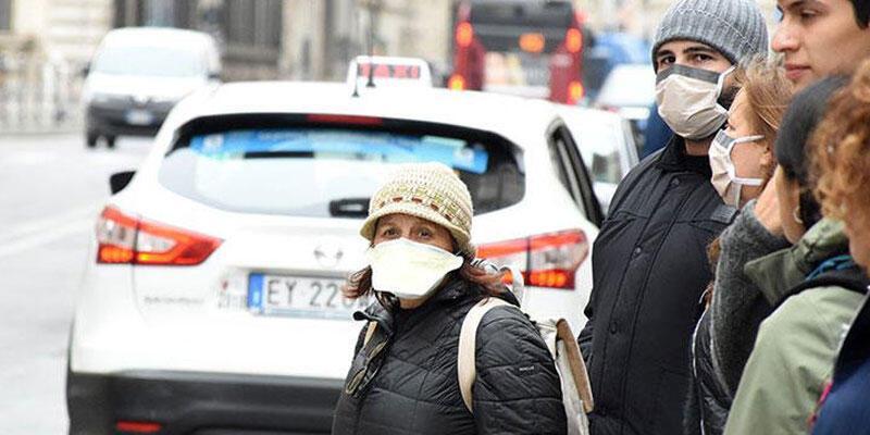 İtalya'da son 24 saatte koronavirüsten 377 ölüm