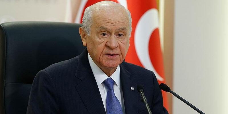 MHP Lideri Bahçeli'den Yusuf Eymen'in ailesine tebrik telefonu