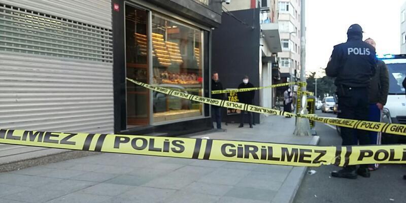Silivri'de kuyumcu soyguncuyu vurdu