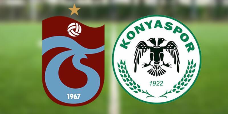 Trabzonspor Konyaspor maçı canlı yayın ne zaman, saat kaçta? TS – Konya muhtemel 11'leri