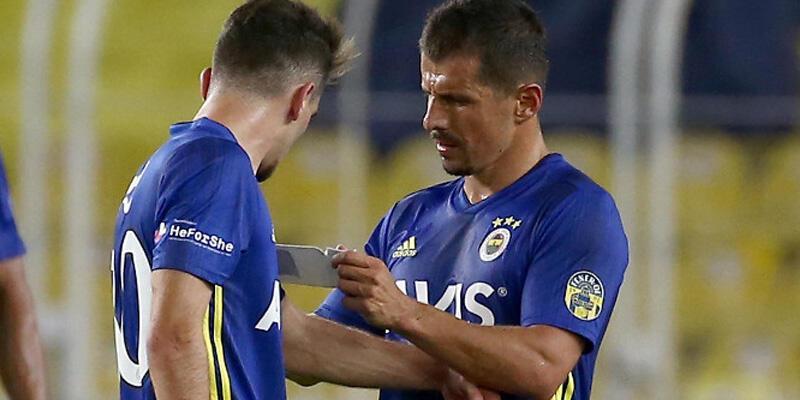 Son dakika... Fenerbahçe'de Ömer Faruk Beyaz kadro dışı bırakıldı