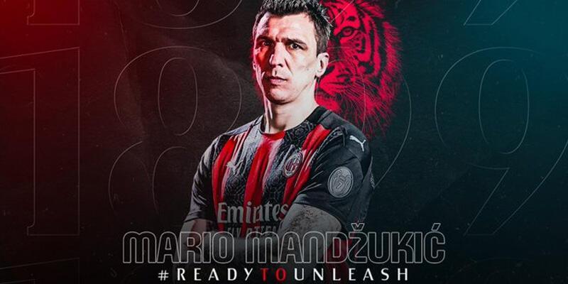 Son dakika... Mandzukic transferi resmen açıklandı!