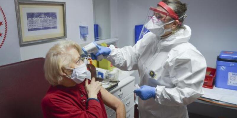 Huzurevlerinde aşıdan sonra tedbirler gevşetilebilir