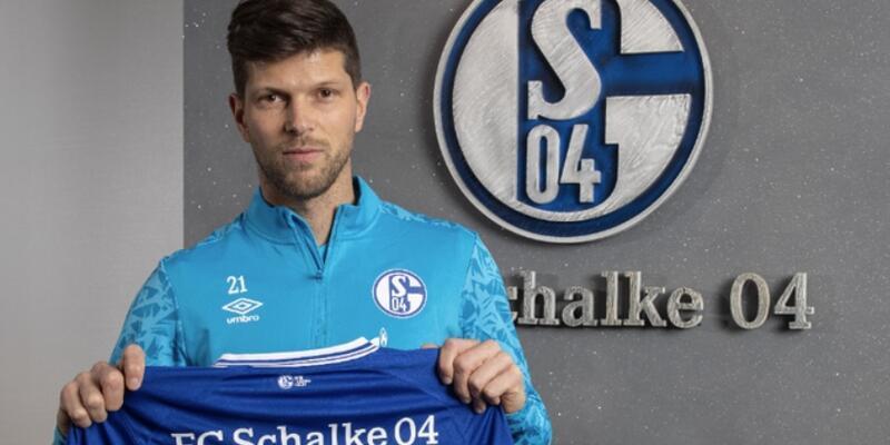 Huntelaar Schalke'ye döndü