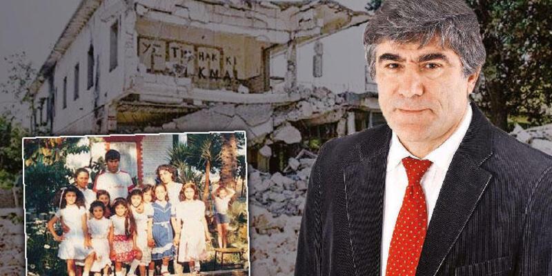 Hrant Dink'in hayali ölümünden 14 yıl sonra gerçekleşti: Ermeni Yetimhanesi hayata dönüyor