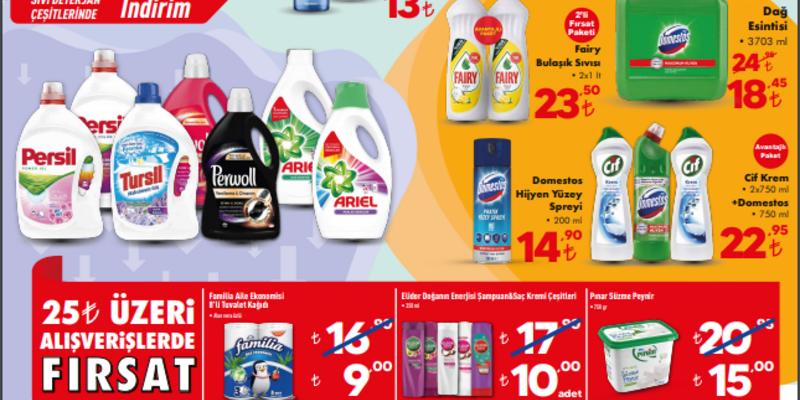27-29 Ocak 2021 ŞOK market aktüel ürünleri: Bu hafta ŞOK'ta neler var, neler indirimde?