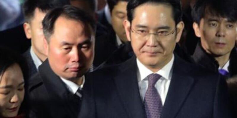 Samsung varisi 2,5 yıl hapis cezasına çarptırıldı
