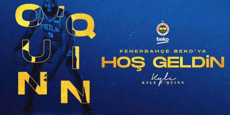 Son dakika... Kyle O'Quinn resmen Fenerbahçe Beko'da