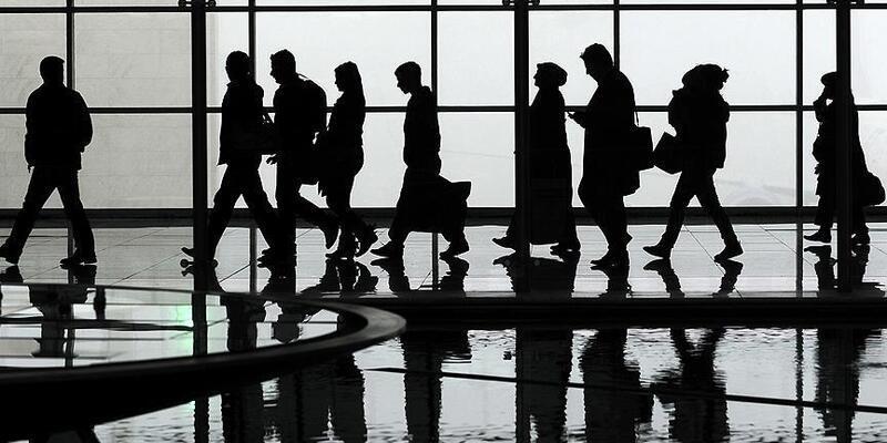 Sahte PCR testi ile İran'a gitmek isteyen yolcu yakalandı