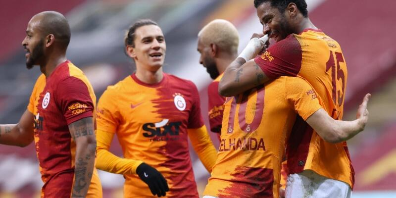 Galatasaray 6-1 Denizlispor MAÇ ÖZETİ
