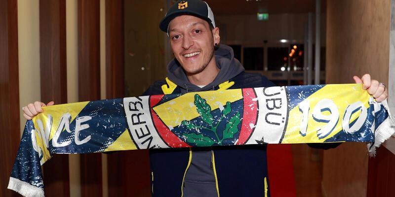 Son dakika... Mesut Özil ne zaman oynayacak? İşte Mesut'un Fenerbahçe'deki ilk maçı
