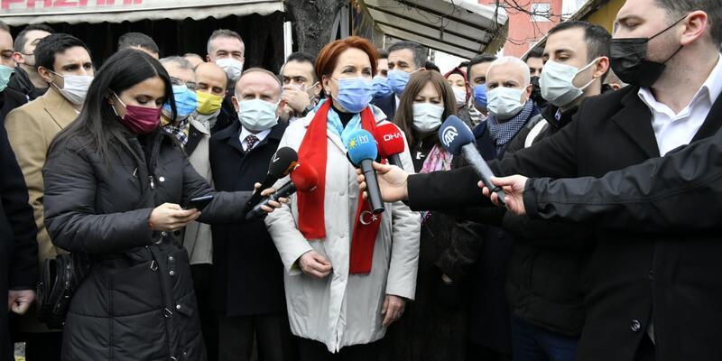 Akşener: HDP ile yan yana gelişimiz söz konusu değil