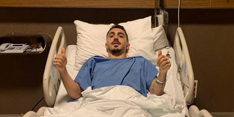 AbdülkadirÖmür ameliyat edildi