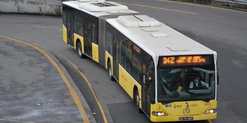 İstanbul'da metrobüslerdeki kodlar tarih oluyor! 26 Ocak'ta başlayacak