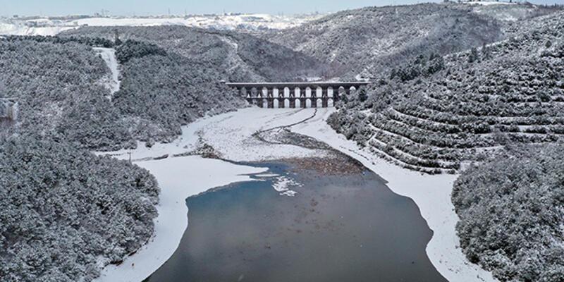 İstanbul'da baraj doluluk oranlarında son durum: Yüzde 31,39'a yükseldi
